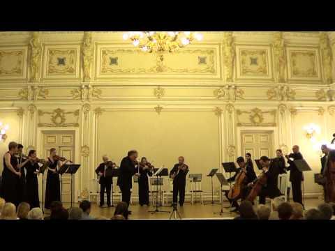 Бах Иоганн Себастьян - BWV 1042 - Концерт №2 для скрипки (ми-мажор)