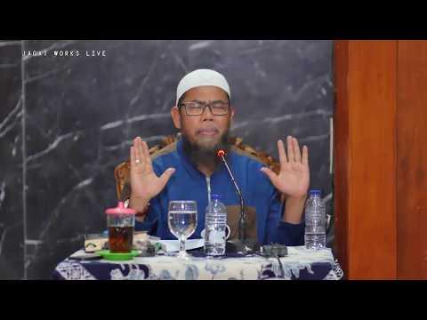 [LIVE] Ust Zainal Abidin bin Syamsudin, Lc. - Akhlak Ahlus Sunnah Sesi 2