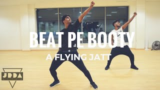 Beat Pe Booty - A Flying Jatt | DANCE COVER | Tiger S, Jacqueline F | @JeyaRaveendran Choreography