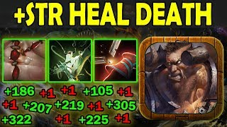 ALWAYS FULL HP FULL TANK  [MAX HP IMBA TANKER] Ability Draft Dota 2