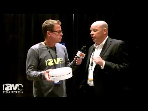CEDIA 2015: Roger Cresswell Tells Gary Kayye About Fami Hub, a Private Networked Server for Families