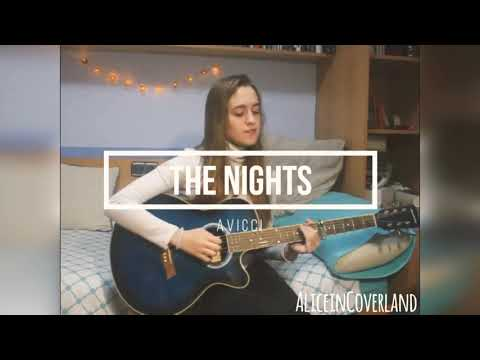 The Nights - Avicii (cover by AliceinCoverland)