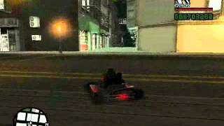gta san andreas 2 go karts in San Fierro