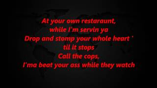 EMINEM - DRAKE  DISS | 2019 | LYRICS | HD |