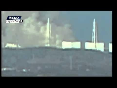 Terremoto Giappone – Esplosioni nella centrale nucleare Fukushima – Youreporter – 11 Marzo 2011