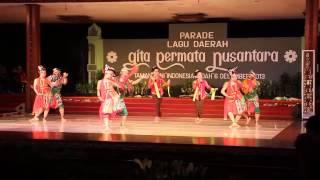 Download Lagu Parade Lagu Daerah Nusantara 2013-Jawa Tengah Gratis STAFABAND