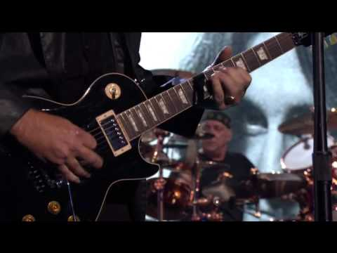 Rush performing w/ Foo Fighters at rock & Roll Hall of Fame