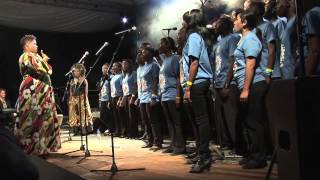 Songs of InspirationAmerican Soul Meets African Rhythm_HIFA 2013 Part 5