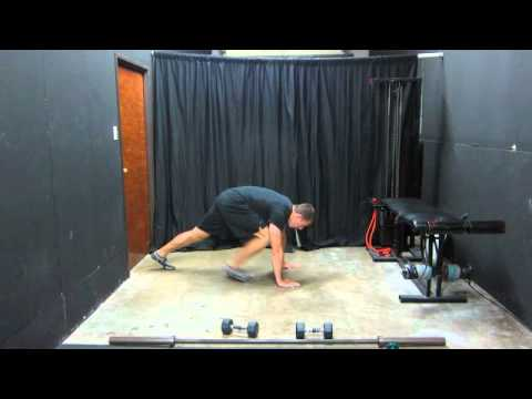 BEST IN HOME MMA WORKOUT! by PRO MMA Fight Conditioning Training Coach Kozak | HASfit Image 1