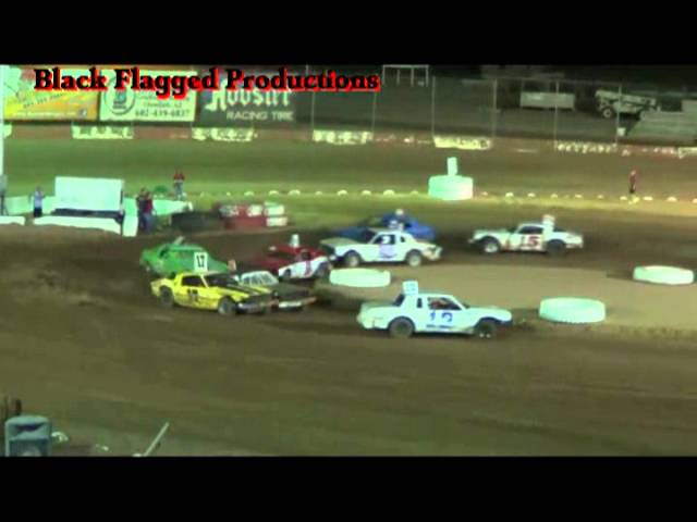 The Racing Highlight Reel (Music) From CSP Oct 5th 2013