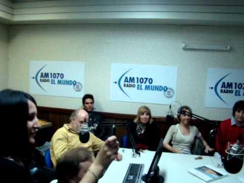 Hoy somos duendes- con julio lagos-radio am 1070 (27-8-2011) campesino