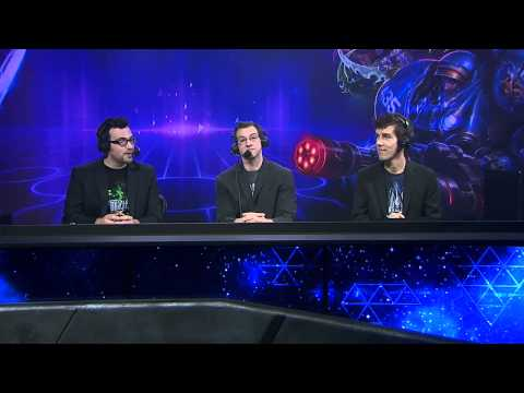 Heroes of the Storm World Championship Group Stages