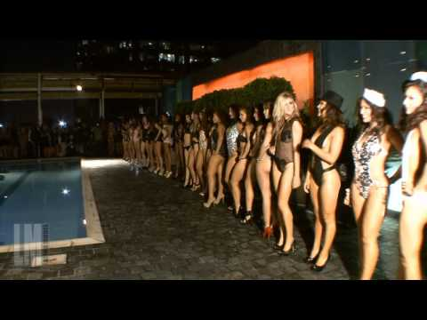 Latina Models HD - Latina Model Monica Host Fashion Show