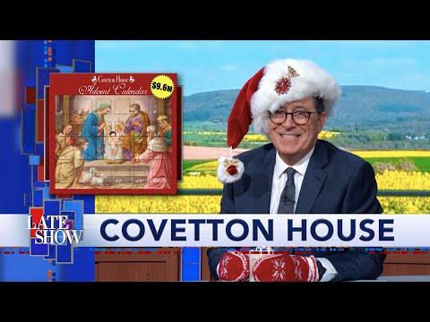 Hark! The Covetton House Advent Calendar Has Arrived