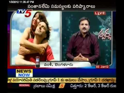Tv5 - Sparsha Vatsayana Mantra Sex Prroblems Answers 03-01-2012 Part1 video