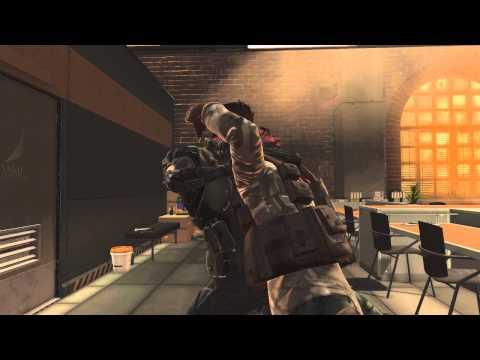 Let's Play Deus Ex HR blind Part 3 - Master of stealth