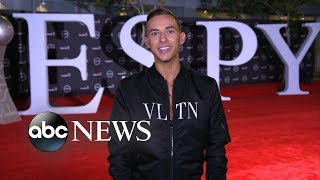 Olympian Adam Rippon brings the best moments from the 2018 ESPY Awards