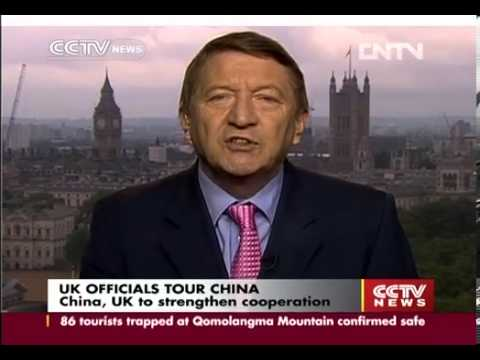China  UK to strengthen cooperation
