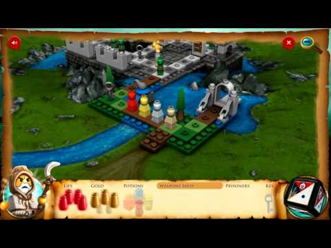 HEROICA FORTAAN ~ LEGO GAMES