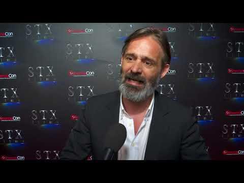 STX CinemaCon 2018 Adrift - Baltasar Kormakur - Director