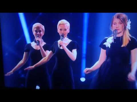 Blanche - City Lights (Live @ The Voice Belgique HD)
