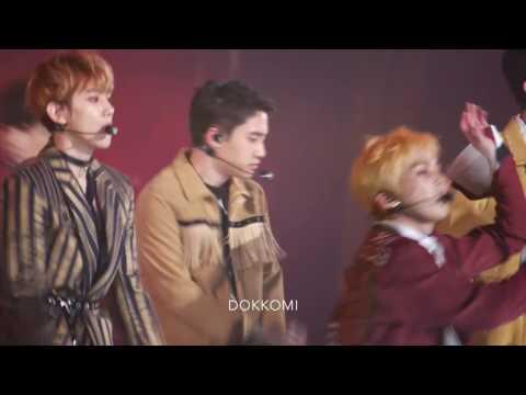 170222 EXO (엑소) - Lotto (D.O. focus) @ 2017 가온차트 K-POP 어워드