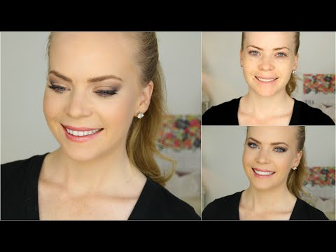 Golden Smokey Eye Tutorial and Review