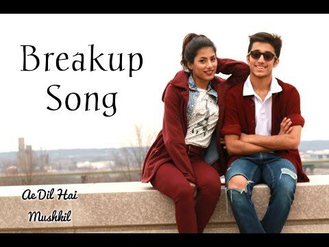 The Breakup Song - Ae Dil Hai Mushkil | Ranbir | Anushka | Pritam | Arijit I Badshah | Jonita