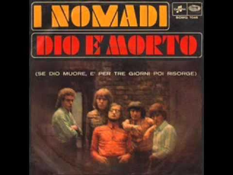 I Nomadi - Dio è morto (versione originale)