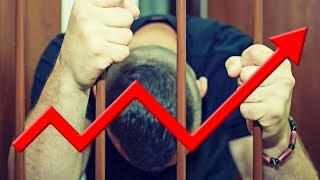 Why The Prison Population Is Climbing So Fast
