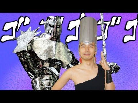 ジョジョの奇妙な冒険リアル【スタンド】|Live action JoJo's Bizarre Adventure? リアルアンパンマン 動画
