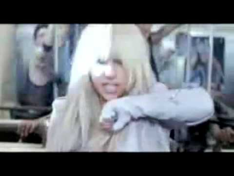 Lady GaGa - Paper Gansta [music video + lyrics!] Video