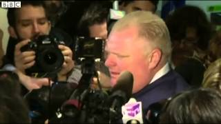 Rob Ford - Olivia Gondek Says I Want To Eat Her Pussy  15/11/2013