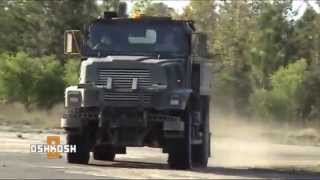 Oshkosh TerraMax™ Autonomous Vehicle System.flv