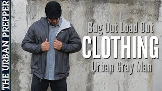 Bug Out Load Out Clothing | Urban Gray Man