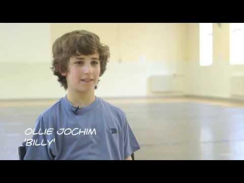 Billy Elliot  - Ollie Jochim: Quick-Fire Interview