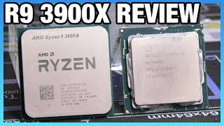 AMD Ryzen 9 3900X Review & Benchmarks: Premiere, Blender, Gaming, & More