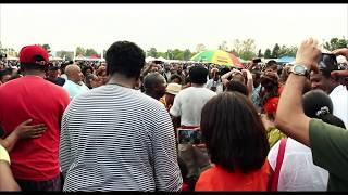2015 AfroFest & ETHIOPIAN Dance—Toronto, Canada