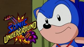 Sonic Underground FULL EPISODES - 121 Dunes Day