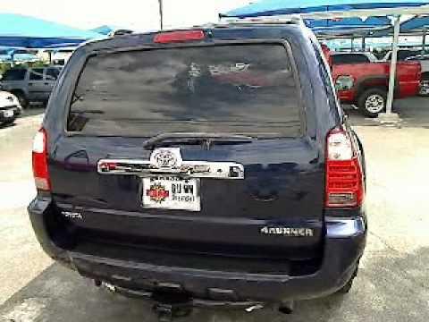 2006 Toyota 4Runner – Sport Utility San Antonio TX, Used CT1