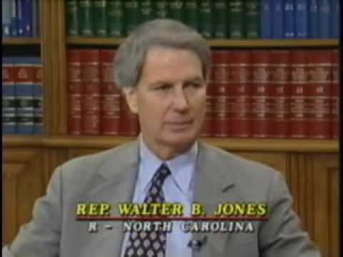 Washington Watch - Special Archives - Rep. Jones Interviews Sen. Richard Burr - September 2005