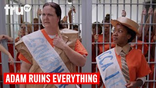 Adam Ruins Everything - The Shocking Way Private Prisons Make Money