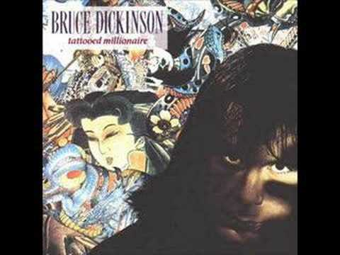 Bruce Dickinson - Born In 58