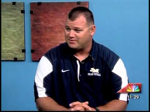 41NBC/WMGT- Coaches Corner- John Milledge Academy Pt.2- 7.22.13