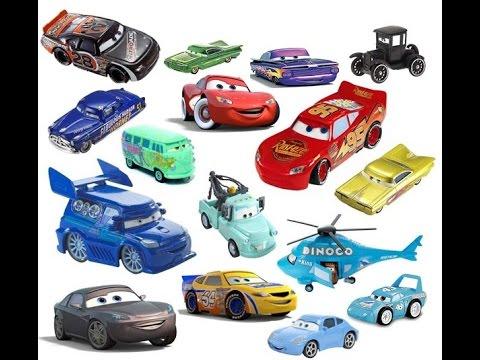 Машинки. CARS. CARS 2.