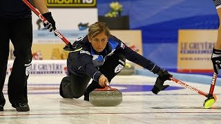 CURLING: RUS-SCO Euro Chps 2015 - Women  Gold