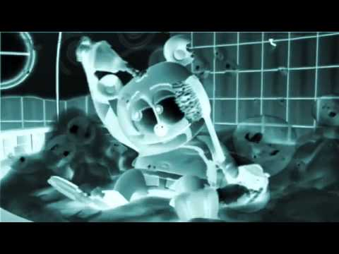 Creepy Gummibär X-ray Vision Bubble Up Gummy Bear Song video