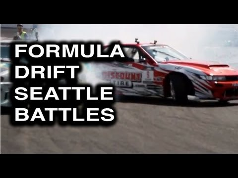 Behind the Smoke 2 - Ep 17 Formula D Seattle Battles - Dai Yoshihara 2