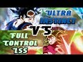 Ultra Instinct VS Full Control LSS//Kefura Kalah?// MP3