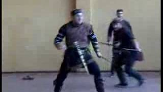 Georgian traditional martial arts